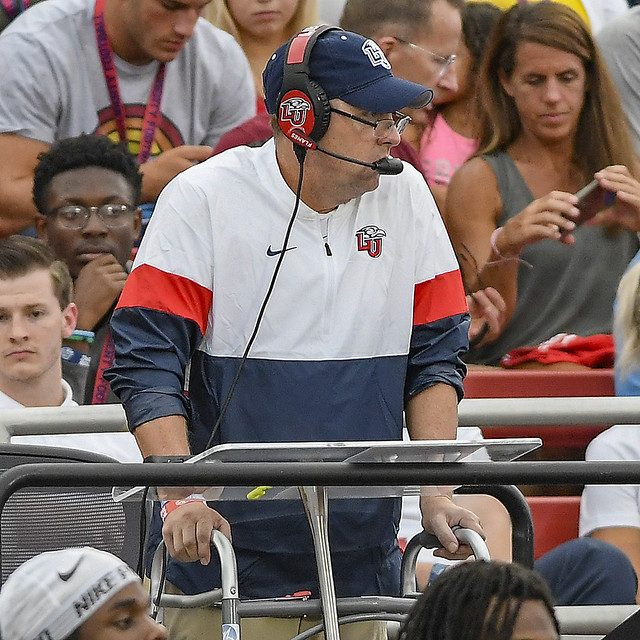 Hugh Freeze returns to the sidelines, Flames return to the win column