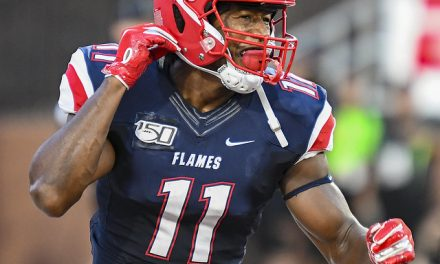 Antonio Gandy-Golden leads the nation in receiving yards