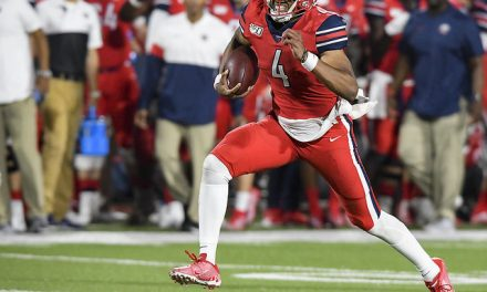 Brandon Robinson, Waylen Cozad, others no longer listed on Liberty's roster