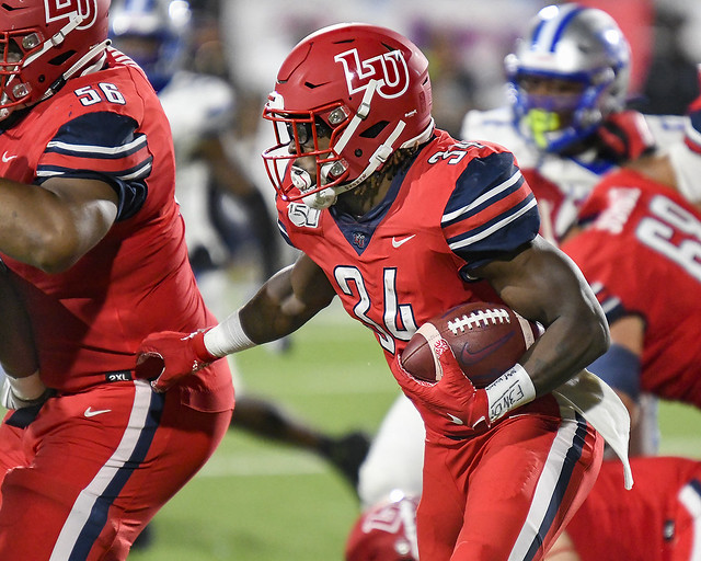 New Mexico Game Critical for Flames' bowl hopes