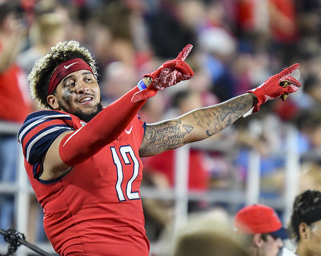 Liberty football notes: Flames better with healthy Tillmon, McCaw's emergence