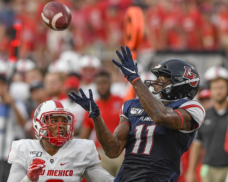 Liberty projected to make a bowl game