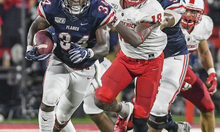 VIDEO Highlights from Liberty's win over New Mexico