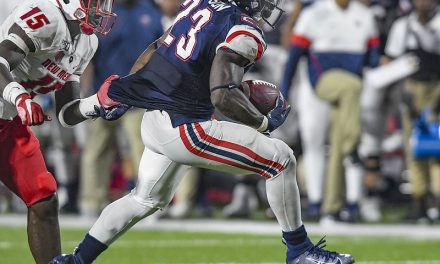 Liberty Football Notes: Complimentary football, Faulks is back, more