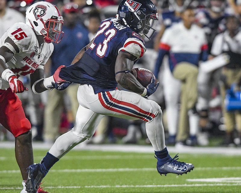 Liberty reveals uniform selection for Western Carolina game