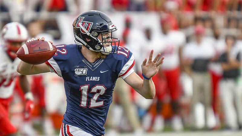 Liberty's Buckshot Calvert invited to participate in Hula Bowl
