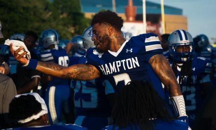 Former Florida State Starting QB Now Starring at Hampton