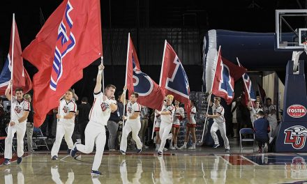 Liberty moves to 7-0 for the first time in school history with win over Rice