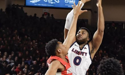 Liberty basketball notebook: taking it one game at a time, Homesley injury update, Vandy game, 2022 recruit look