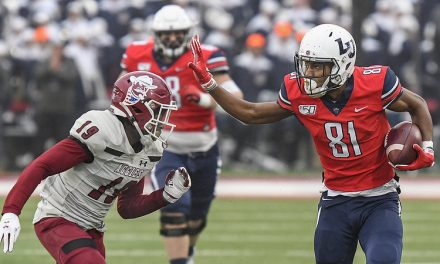 Liberty among the finalists for 3-star WR set to announce commitment Sept. 4