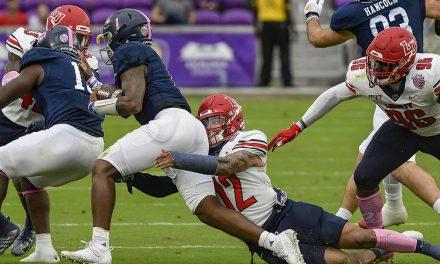 Liberty defeats Georgia Southern, wins Cure Bowl