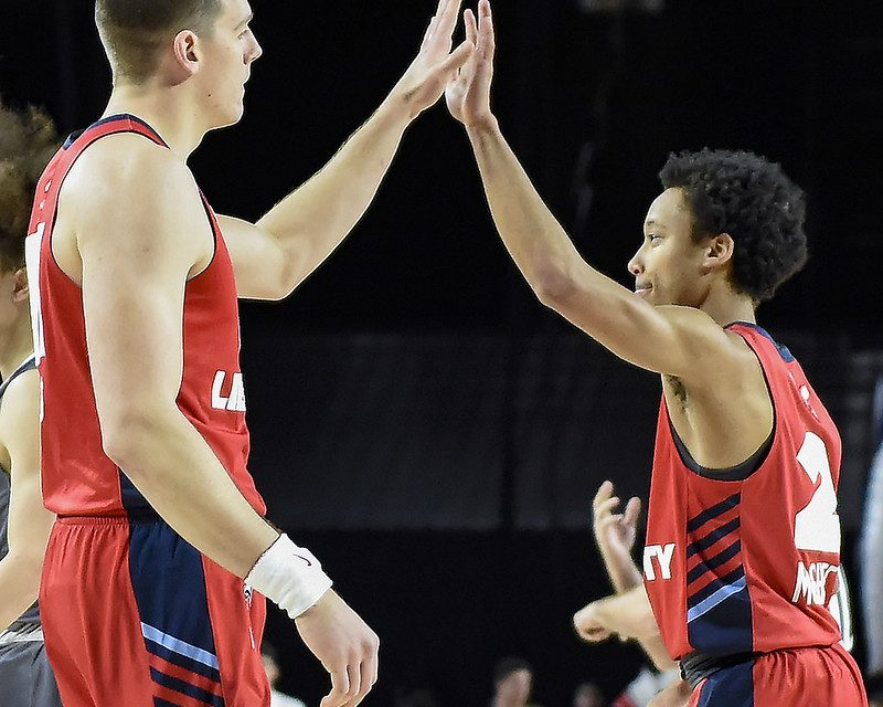 Can Liberty be the Gonzaga of the East?