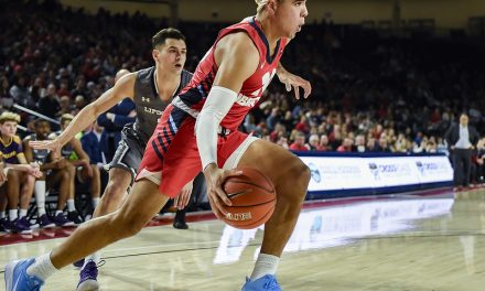 Liberty included in Lunardi's first bracketology for 2021