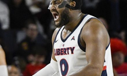 Myo Baxter-Bell has taken his game to the next level and Liberty is all the better because of it