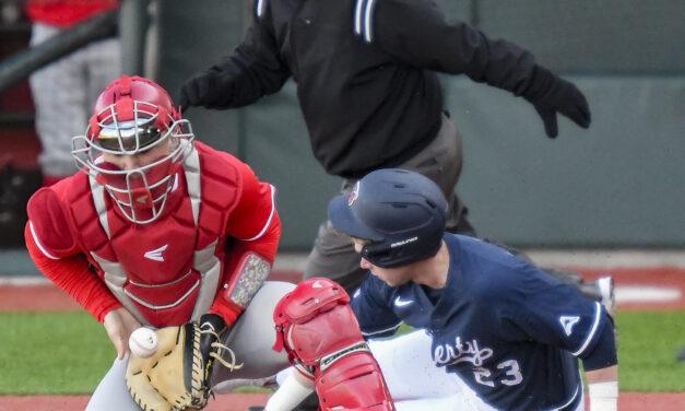 Liberty baseball picks up two more transfers