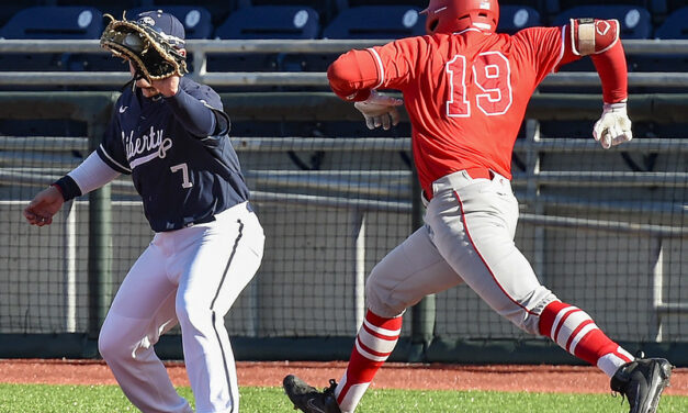 Liberty baseball adds UNC Charlotte transfer