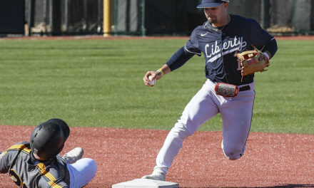 Liberty baseball wins weekend series with Kent State, set to begin road trip