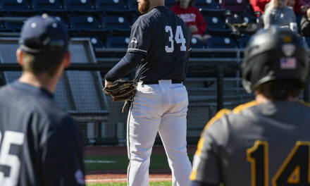 Liberty pitcher Noah Skirrow signs an undrafted free agent deal with Phillies