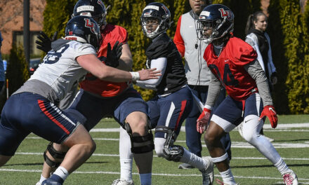 Freeze, Liberty football adjusting to a new normal