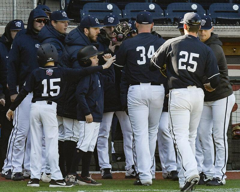 Liberty opens 2021 baseball season dropping 2 of 3 at Campbell