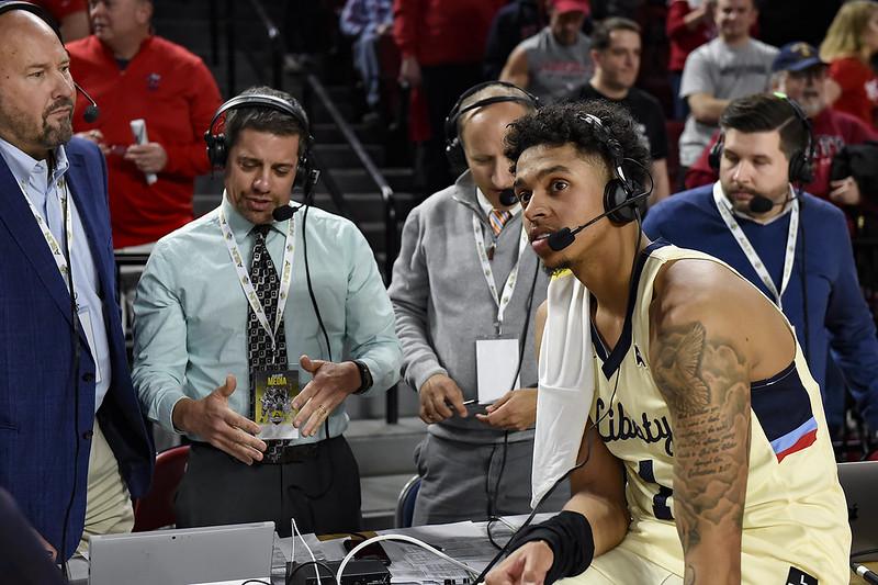 Caleb Homesley selected as 2020 Professional Basketball Combine Honoree