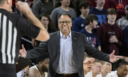 Liberty remains in updated bracketology, new opponent