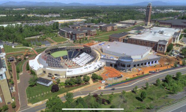 VIDEO & PHOTO: Liberty Arena