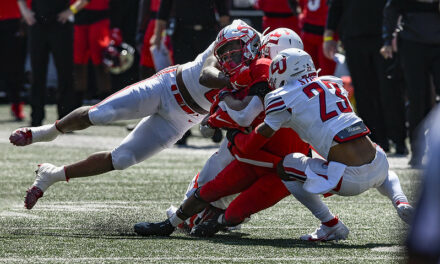 Willis shines in debut as Flames run over Hilltoppers