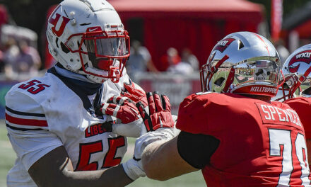 Photo Gallery: Liberty Football at WKU
