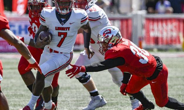 Liberty-FIU game flexed to ESPNU