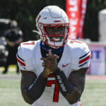 Malik Willis one of the betting favorites to be selected No. 1 overall in 2022 NFL Draft