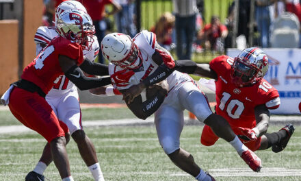 Liberty Releases Depth Chart for Week 2 vs FIU