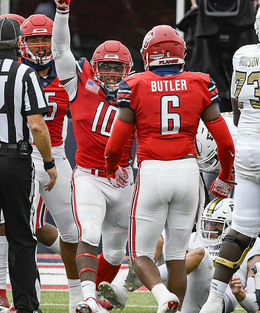 Anthony Butler Is Another Name To Tack On Liberty's Long List of Impactful Transfers