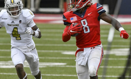 6 Liberty Flames rated among the top draft eligible players