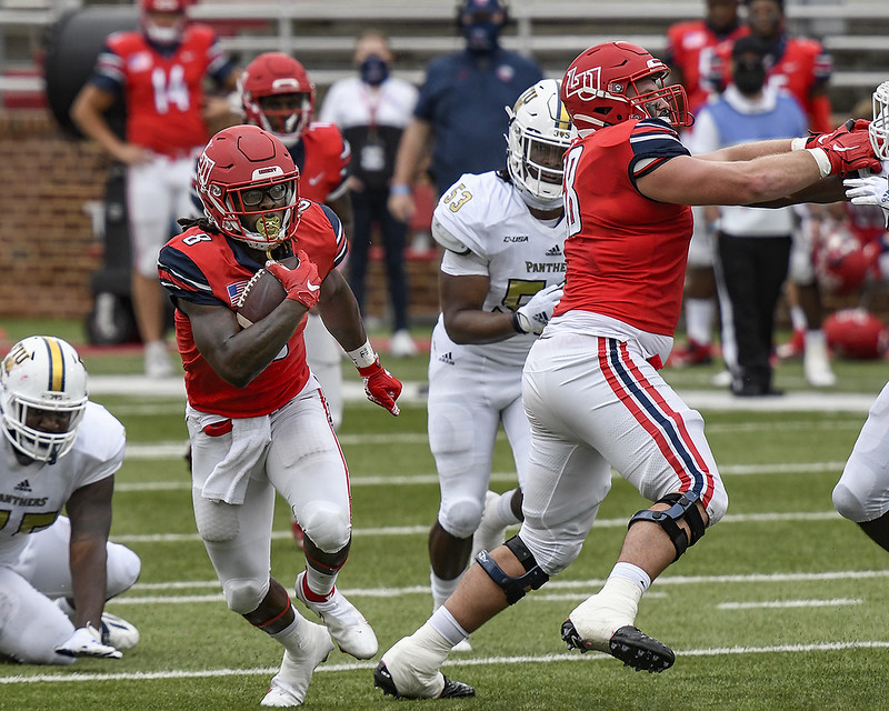 Liberty aiming to be top G5 program