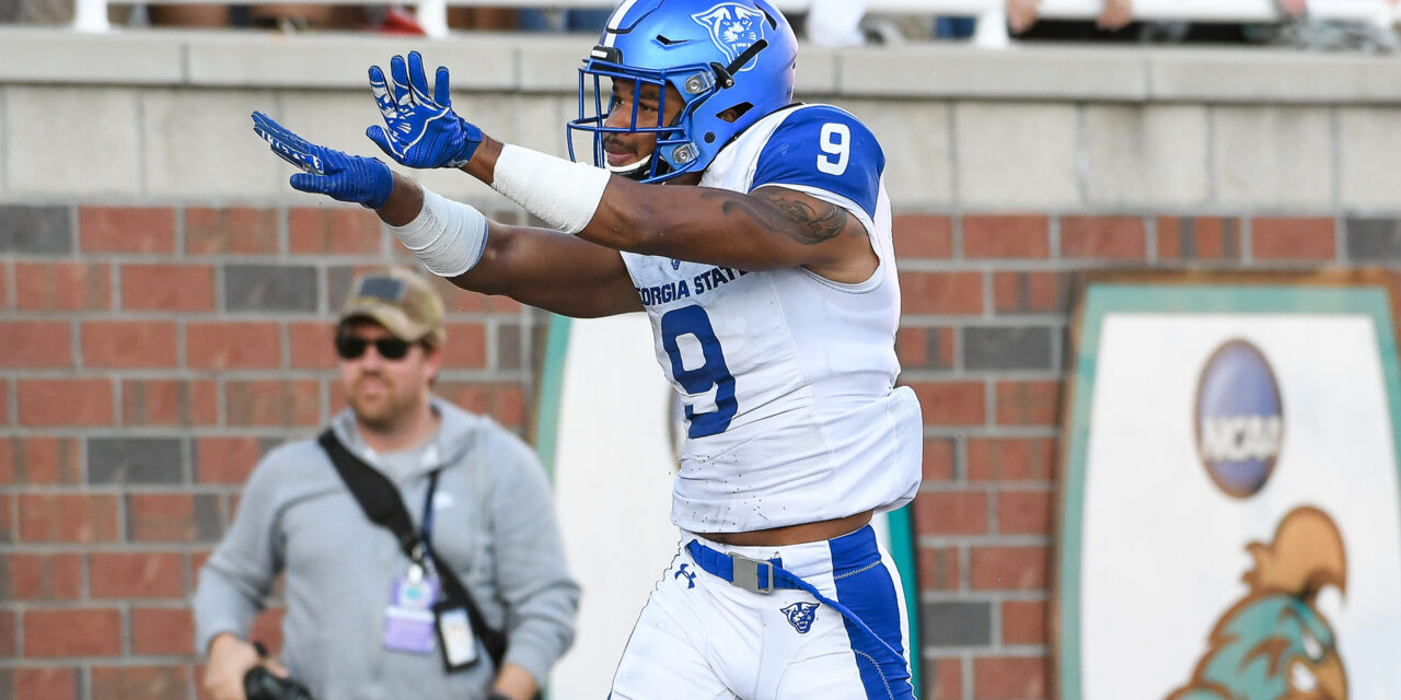 Liberty adds Georgia State grad transfer Safety Cedric Stone