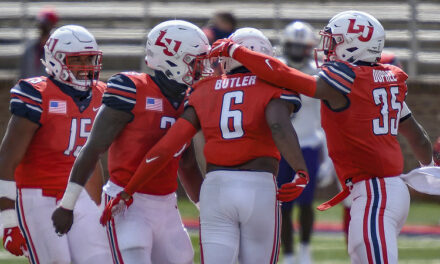 Seven Players Out for Liberty against UMass