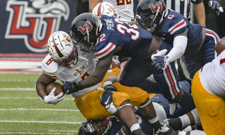 Liberty's defense confident ahead of Saturday's matchup with Syracuse