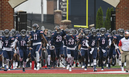 Liberty receives votes in both AP and Coaches Poll for first timeA