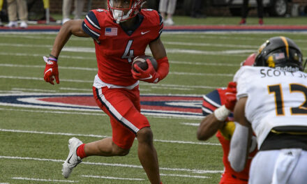 Quick-hit notes following Liberty's win over Southern Miss