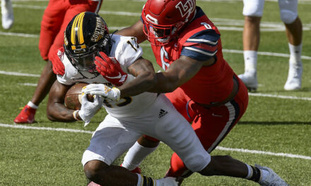 Willis leads Flames to win over Southern Miss
