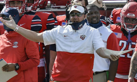 Hugh Freeze PC Quotes: NC State, UMass, national notoriety, dealing with adversity