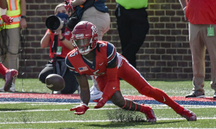 Liberty Football's Success Provides Positive Distraction On-Campus