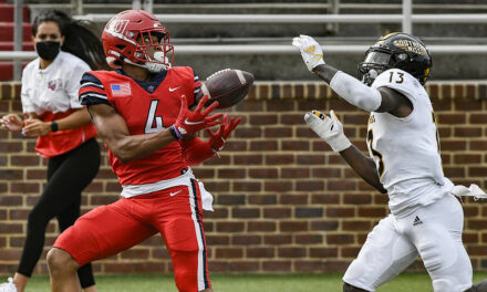 Liberty Football Notes: Freeze/Fuente rematch, 3rd downs, Stephen Sings, Injuries
