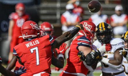 Liberty the highest ranked team in Virginia in Athlon's rankings