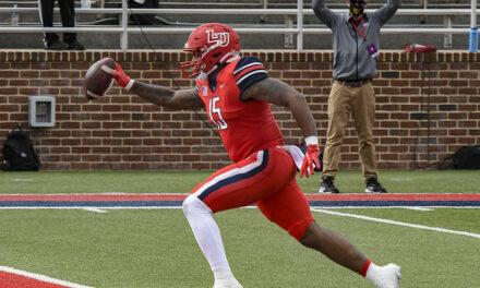 Liberty Football Notes: ESPNU, Willis, playing as the hunted, injuries