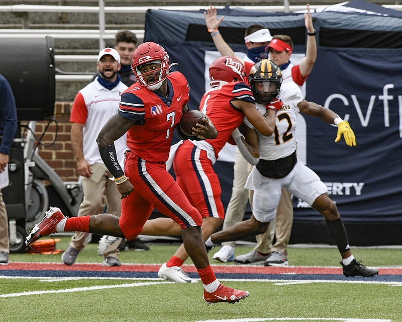 2020 21 Bowl Schedule Announced Liberty Has Had Conversations With Specific Bowls A Sea Of Red
