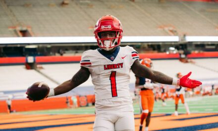 BREAKING: Liberty Ranked In Week 9 AP Top 25 Poll For First Time In School History