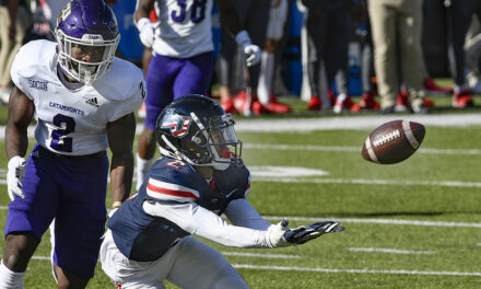 After the party in Blacksburg, #22 Liberty avoids hangover against Western Carolina