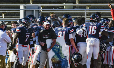 Liberty releases depth chart for UMass game